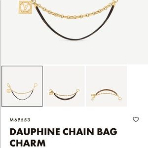 Wanted LV chain